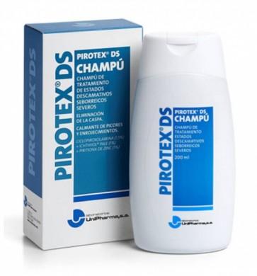 Pirotex Champu Frasco 200 Ml - Tratamiento para Estados Seborreicos Severos