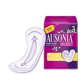 Ausonia Discreet Mini 20 Unidades