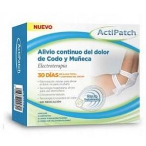 ActiPatch Electroterapia - Aliva el Dolor del Codo y la Muñeca