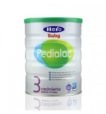 Hero Baby Pedialac 3 800 Gramos - Leche de Crecimiento