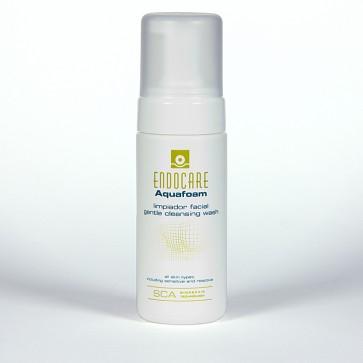 Comprar Endocare Aquafoam Limpiador Facial Espuma 125 Ml