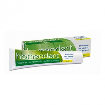 Pasta Dental Homeodent Limón 75 ml