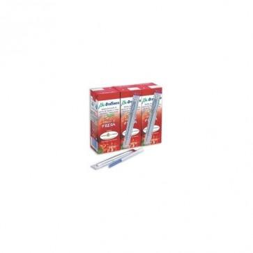 Bi-Oralsuero Fresa Pack 3 Bricks de 200ml - Aporta Líquidos y Sales Minerales con Probiótico en casos de Diarrea Excesiva o Vómitos