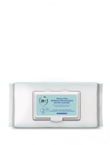Be+ Pediatrics Toallitas Dermolimpiadoras Extra Suaves 72 Unidades – Aloe Vera