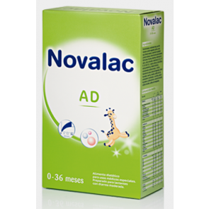 Novalac AD 450 gr - leche, lactantes, diarrea