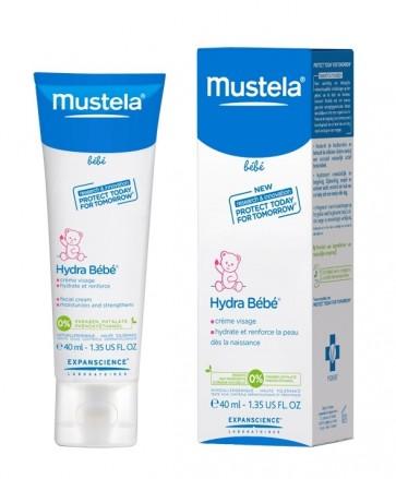 Mustela Hydra Bebé 40 ml