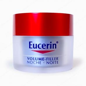 Eucerin Rellenador Volumen Crema de Noche - Ácido Hialurónico