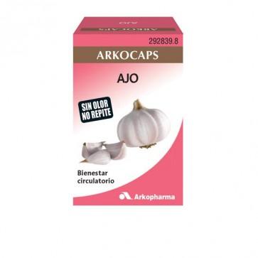 Arkocapsulas Ajo 84 cáps. - hipertensión y riesgo cardiovascular