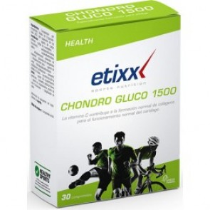 Etixx Chondro Gluco 1500 30 Comp