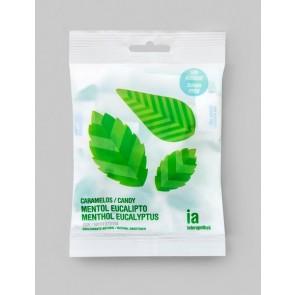 Balmelos 50 gr Bolsa de Caramelos Sin Azícar sabor Mentol + Eucaliptus de Interapothek - Despejan y Refrescan