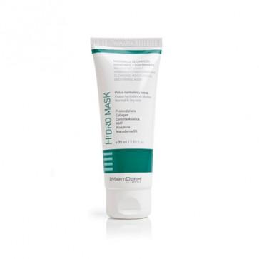Martiderm Hidro Mask 75 ml - Mascarilla Hidratante y Reafirmante, Limpieza Rostro