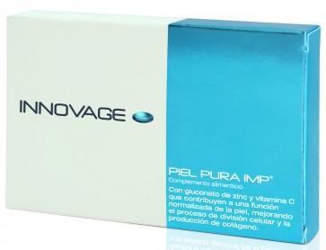 Innovage Piel Pura 32 Cápsulas - Acné, Psoriasis y Rojeces