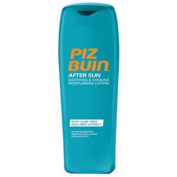 Piz Buin After Sun 200 ml Loción Calmante - Hidrata y protege la piel de la descamación