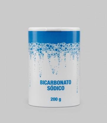 Bicarbonato Sódico 200 gr de Interapothek - Soluble en Agua - Combate la Acidez y el Ardor de Estómago