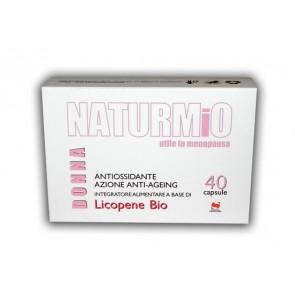 Naturmio Donna Mujer - Complemento Alimenticio de Licopeno Biológico