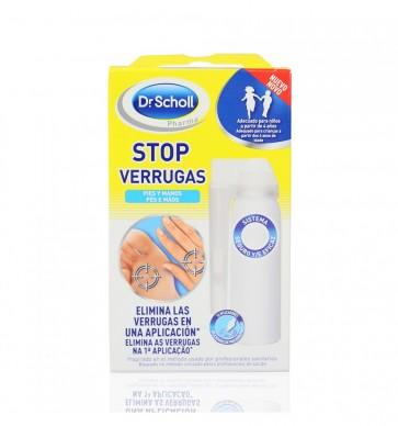 Stop Verrugas Pies y Manos Dr. Scholl eliminar berrugas