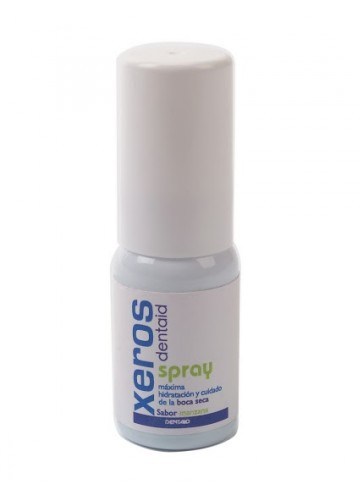 Xeros Dentaid Spray 15 Ml - Hidratación Bucal, Estimula Secreción de la Saliva