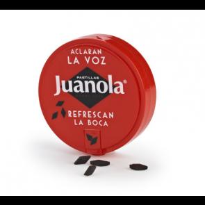 Juanola Clásica Pastillas de Regaliz Cajita 5,4 gr - Garganta