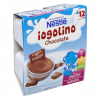 Nestle Postre Lacteo Chocolate 4x100 G. - Iogolino de Chocolate