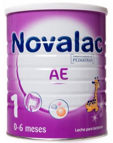 Novalac AE 1 800 gr - Leche, Lactantes, Estreñimiento