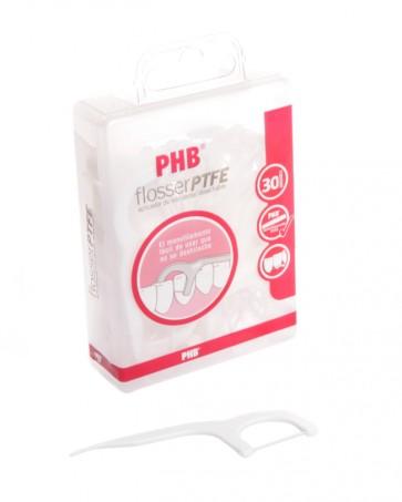 Phb Flosser Ptfe Aplicador Hilo Dental Desechable - Limpieza Eficaz