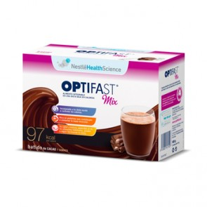 Optifast Mix Batido de Cacao 7 sobres