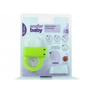 Acofarbaby Alimentador Antiahogo - Alimentador para Bebes