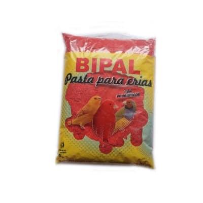 Bipal pasta cría roja 500 gr - Alimento para Aves