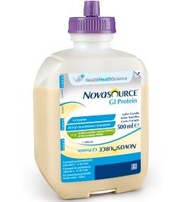 Novasource GI Protein 12 SmartFlex 500 ml Vainilla