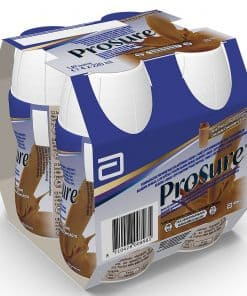 Prosure Chocolate 30 Botellas X 220 ml - Alimento Para Pérdida de Peso Involuntaria