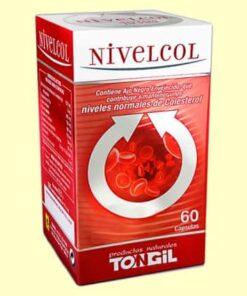 nivelcol-colesterol-tongil-60-capsulas