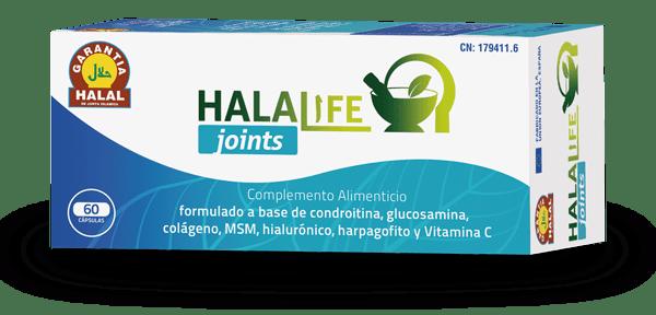 HALALIFE joints complemento alimenticio