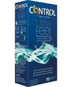Preservativos Control Ultrafeel 10 Unidades