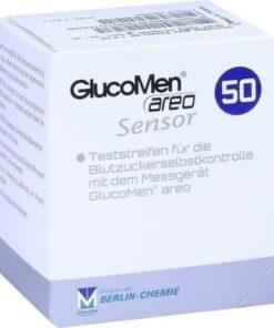 Comprar Glucomen Areo Sensor 100 Tiras Glucosa
