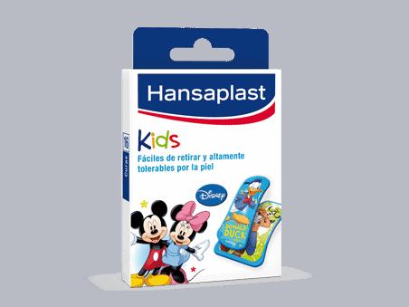 Hansaplast Junior Mickey 16 Apósitos