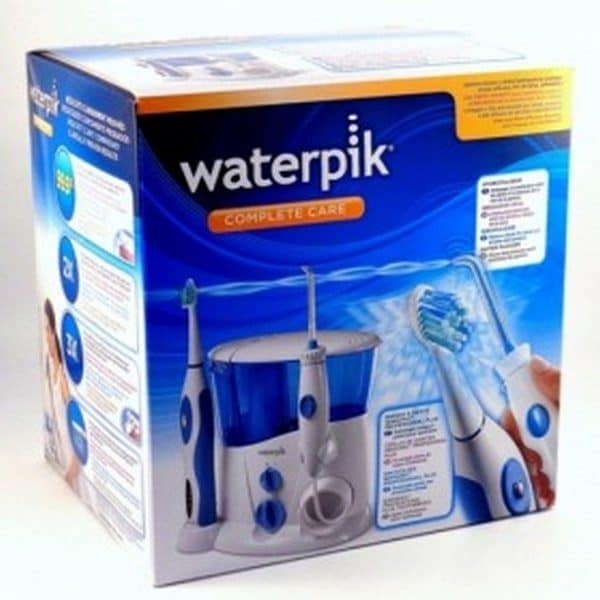 Comprar Waterpik Irrigador Ultra WP100 + - Cepillo Eléctrico Sensonic Plus SR 3000