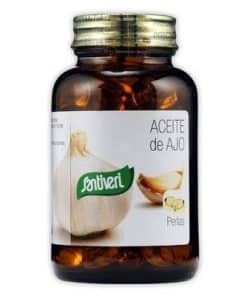 Comprar Santiveri Aceite Ajo 500 mg 115 Perlas
