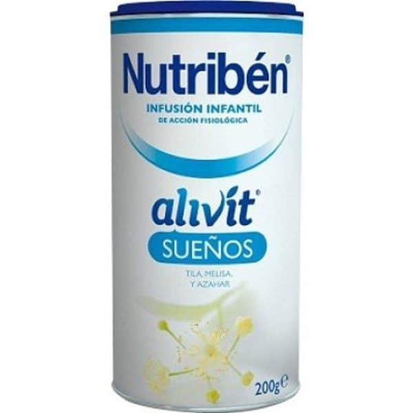 Comprar Nutriben Alivit Infusión Sueños 200 gr - Tila