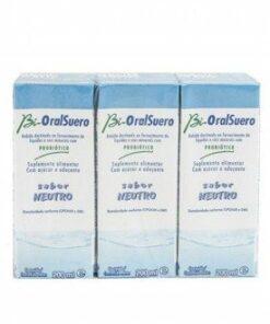 Comprar Bioralsuero Neutro Brik 3x200 Ml