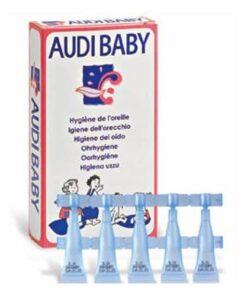 Audispray Baby Limpieza Oídos 10 Monodosis