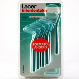 Comprar Cepillo Lacer Interdental Angular Extrafino 10 Ud
