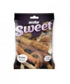 Acofarsweet Caramelos Regaliz Sin Azúcar Bolsa