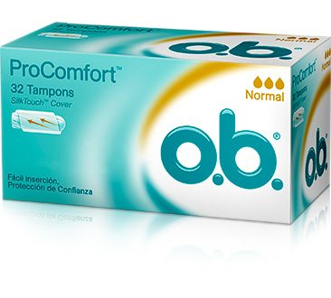Tampones OB Digit Normal 32 Procomfort