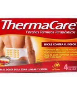 Comprar Thermacare Parche Térmico para la Zona Lumbar y Caderas 4 unidades - Dolor Muscular
