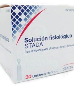 Comprar Suero Fisiológico Stada 30 Monodosis