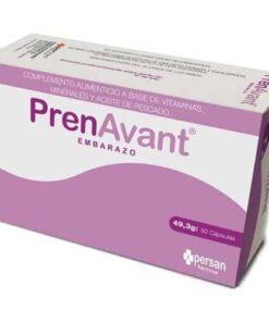 Comprar Prenavant Embarazo 30 Cáps