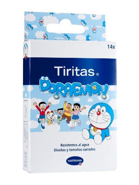 Comprar Tiritas Apósito Adhesivo Doraemon 14 unidades 3 Tamaños - Heridas