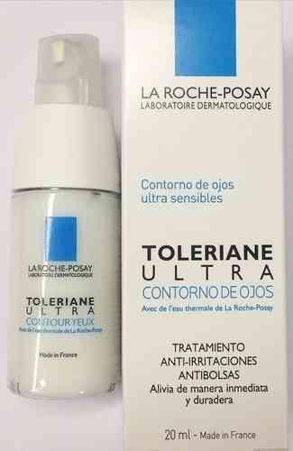 Comprar Toleriane Ultra Controno de Ojos Antiarrugas La Roche Posay 20 ml