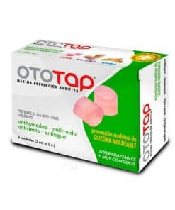 Comprar Tapones Oidos Oto Tap Silicona 6 Ud