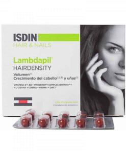 Lambdapil Hairdensity 60 Cápsulas